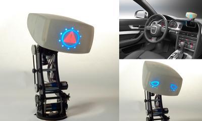 El robot-copiloto AIDA